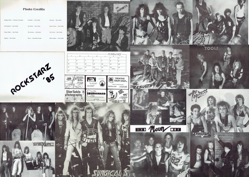 calendar bands